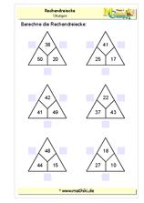 klasse 2 addition subtraktion multiplikation division bis 100. Black Bedroom Furniture Sets. Home Design Ideas